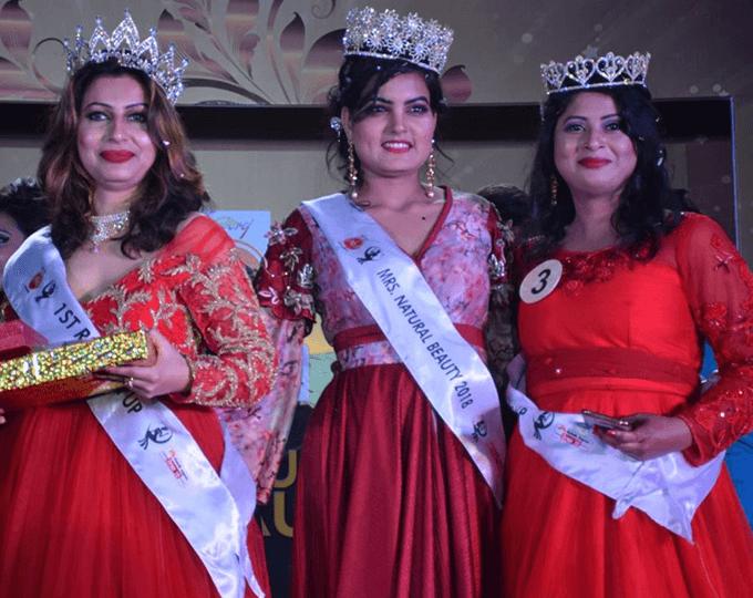 Godrej No.1 Mrs. Natural Beauty 2018