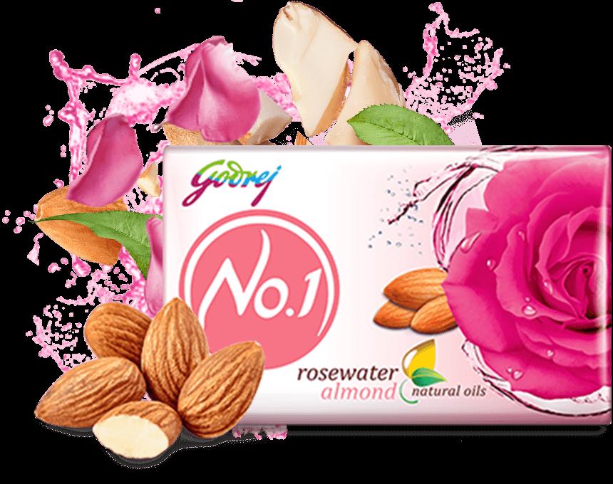 Rosewater Almonds