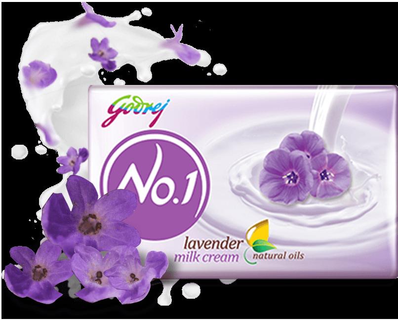 Lavender Milk Cream